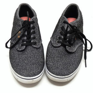 VANS Ultracush Black & White Sneakers